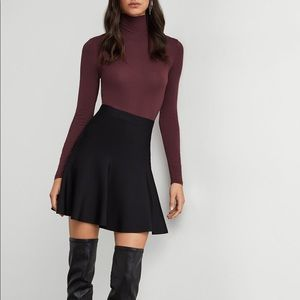 BCBGMAXAZRIA Ingreed A-line mini skirt XS